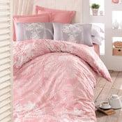 Obliečky Adeline Pink, 140x200 cm