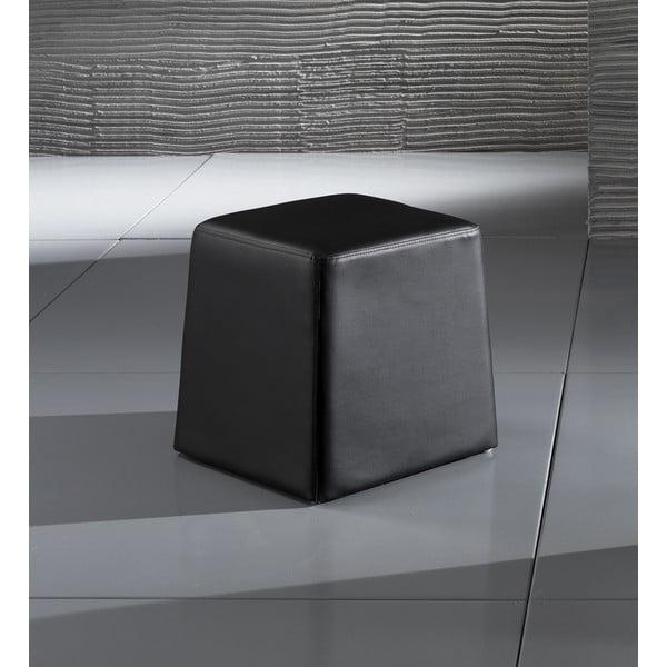 Čierny puf Tomasucci Key