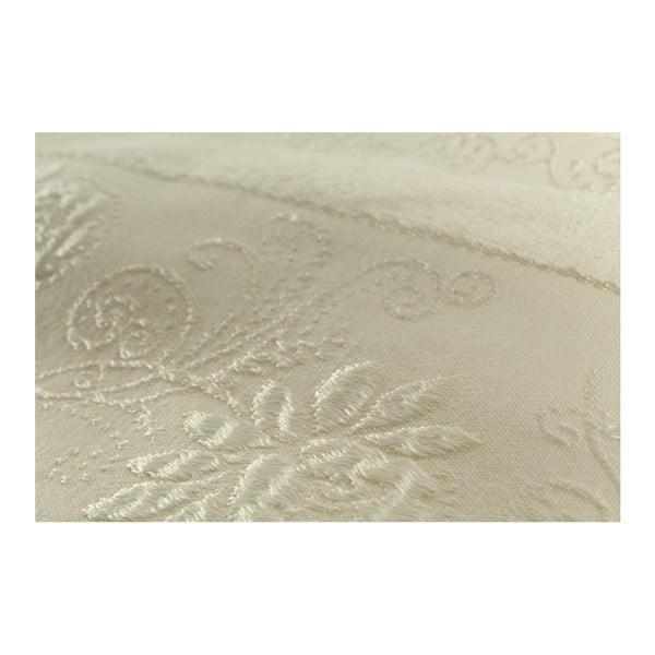 Sada 2 osušiek Selen Cream, 70x140 cm