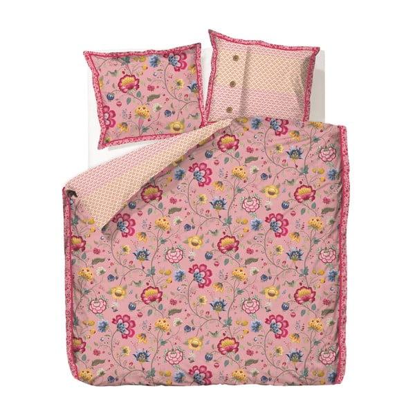 Obliečky Floral Fantasy Old Pink, 240x220 cm