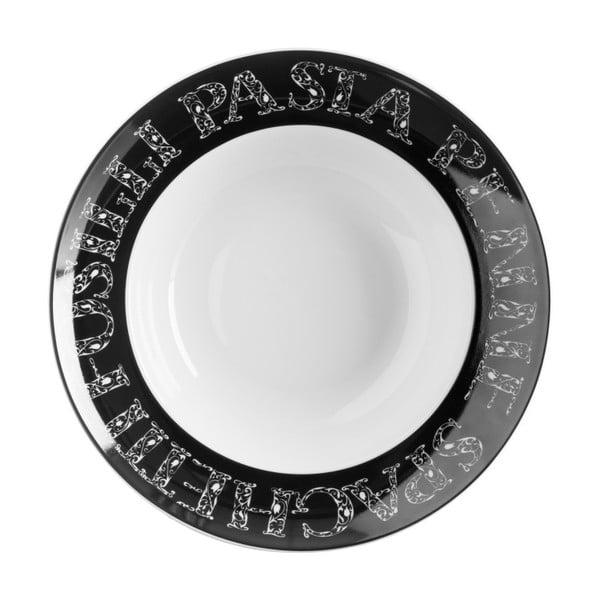 Hlboký tanier na cestoviny Price & Kensington Soho