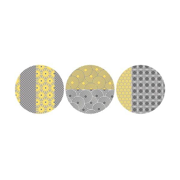Samolepka Ambiance Ornamental Circles