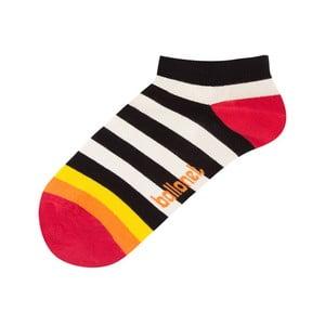 Členkové ponožky Ballonet Socks Zebra, veľkosť36-40