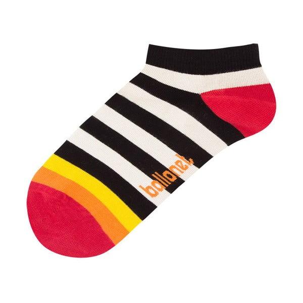 Členkové ponožky Ballonet Socks Zebra, veľkosť41-46