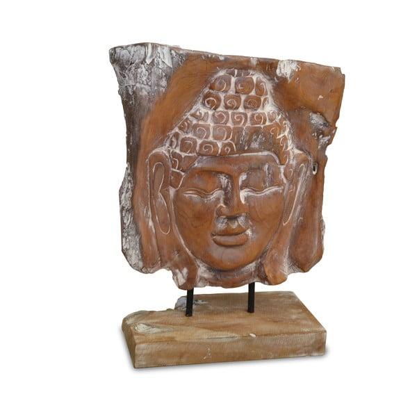 Drevená socha Erosi Budah