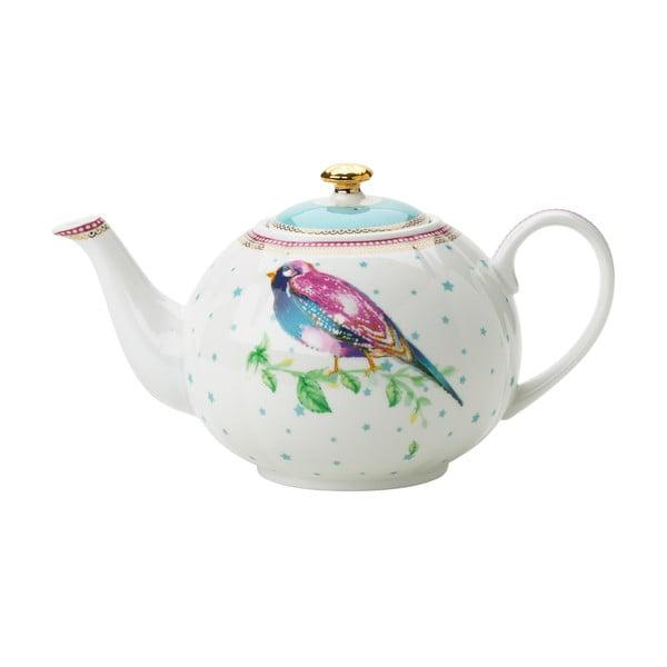 Porcelánová kanvica Birdie od Lisbeth Dahl