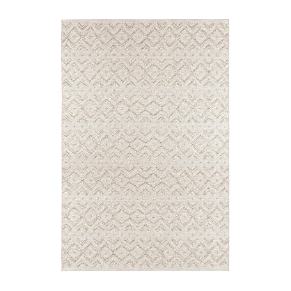 Krémový koberec Zala Living Harmony, 155 × 230 cm