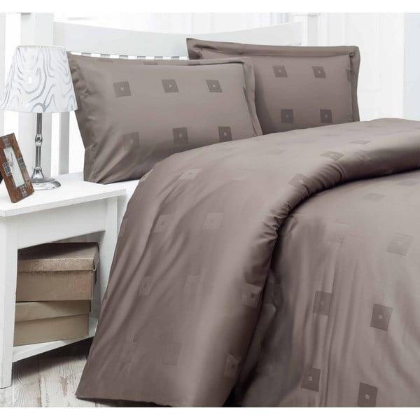 Obliečky Gulizar Brown, 200x220 cm