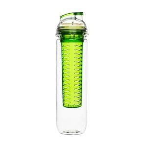 Zelená fľaša s difuzérom Sagaform Fresh, 800 ml