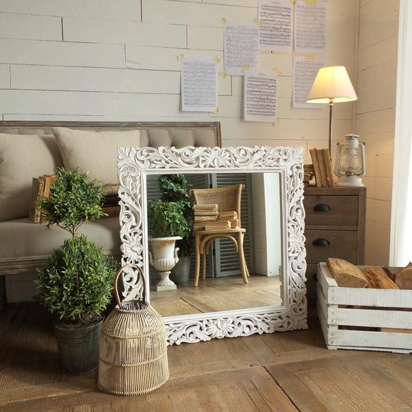 Zrkadlo Ravenna Antique White