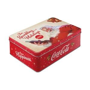Plechová dóza Coca Cola Christmas