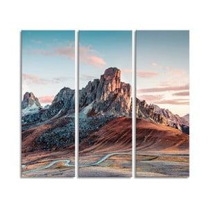 Obraz na plátne Styler Dolomiti, 81 x 75 cm