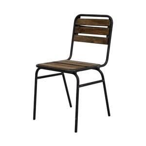 Kovová stolička Red Cartel Camberra