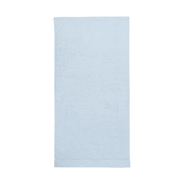 Modrá osuška Seahorse Pure, 70 x 140 cm