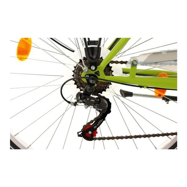 """Bicykel City Bike Milano Green 28"""", výška rámu 49 cm"""