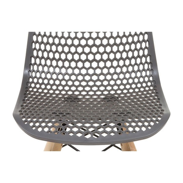 Sivá stolička Santiago Pons Volga