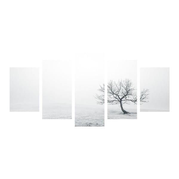 Viacdielny obraz Black&White Pure