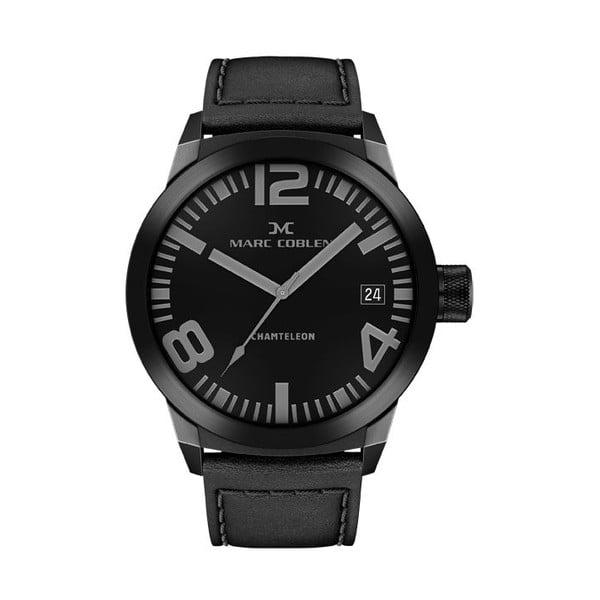 Unisex hodinky Marc Coblen s remienkom a krúžkom na ciferník naviac P49