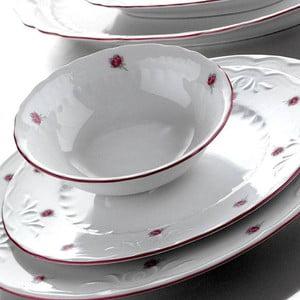 24-dielna sada porcelánového riadu Kutahya Pargulo