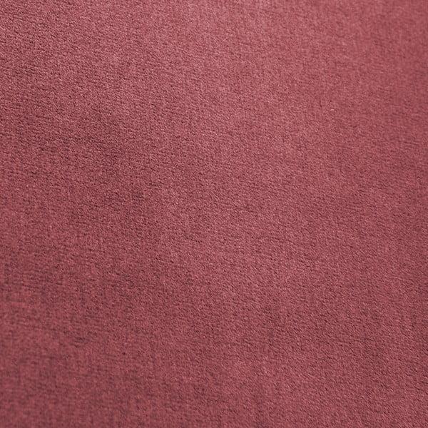 Červená trojmiestna pohovka Vivonita Chesterfield