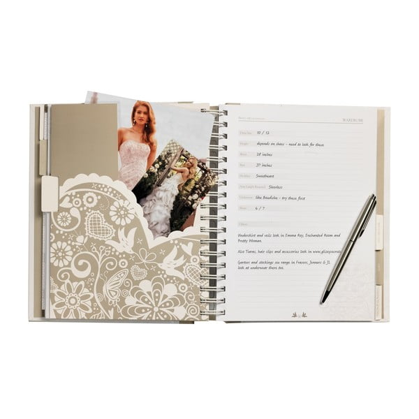 Notes pre nevesty Busy B Wedding Planner