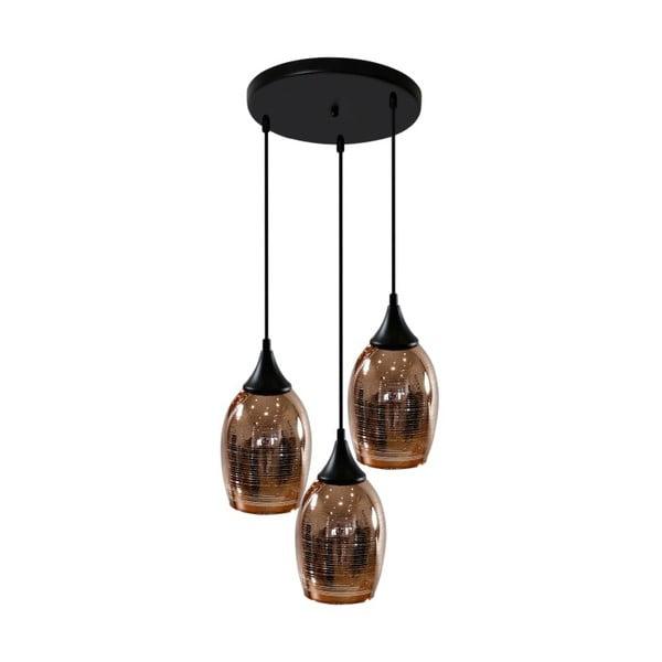 Svetlo Candellux Lighting Marina 3, zlaté