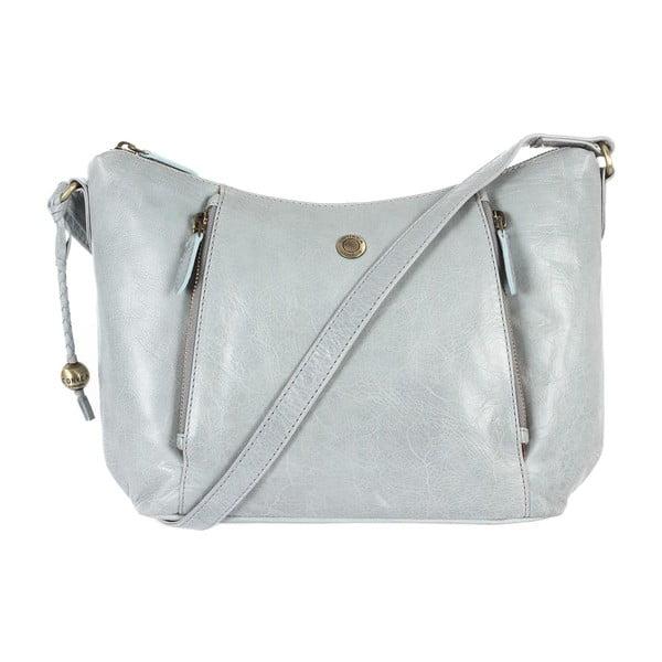 Dámska kožená taška Emilia Sky