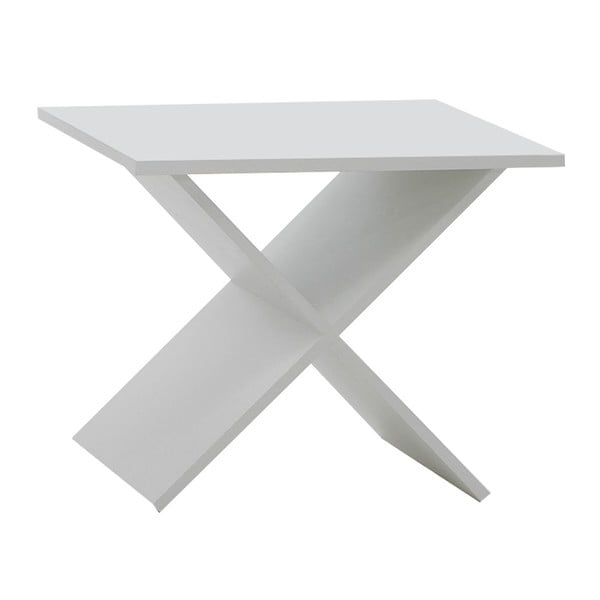 Biely príručný stolík 13Casa Phillip