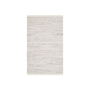 Biely koberec Safavieh Elena, 121x182cm