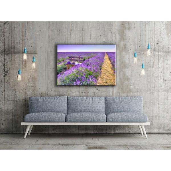 Obraz Lavender Painting, 60x80 cm