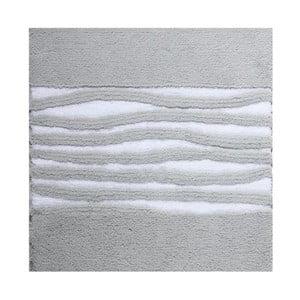 Kúpeľňová predložka Morgan Silver, 60x60 cm