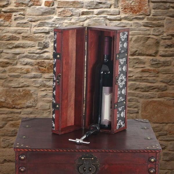 Box Vintage na fľasu vína