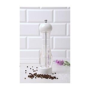 Biely mlynček na korenie SpiceIt