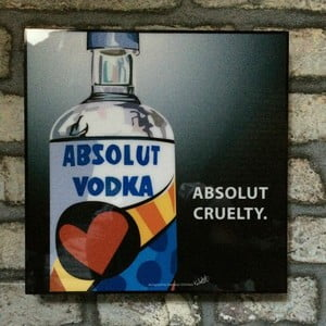 Obraz Absolute Vodka