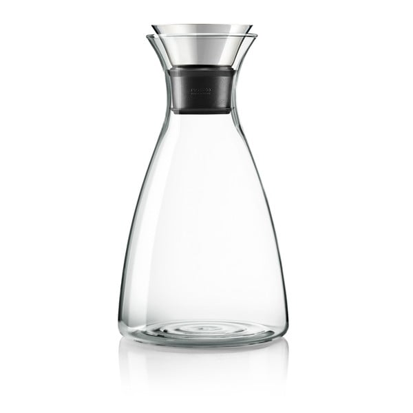 Karafa Eva Solo Transparent Black, 1,4l