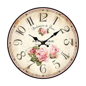 Nástenné hodiny Bolzonella Rose