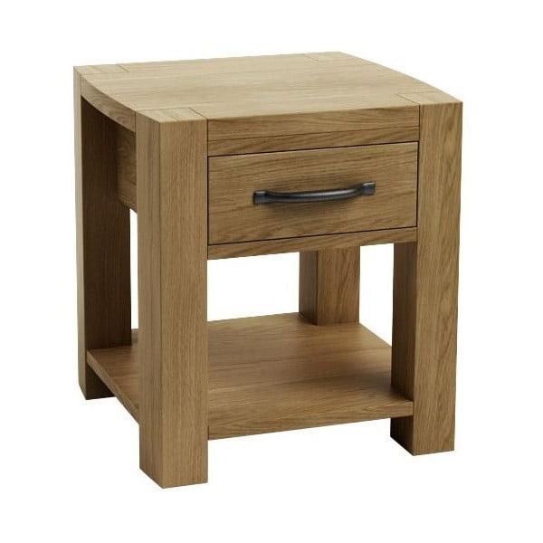 Nočný stolík z dubového dreva Fornestas Goliath