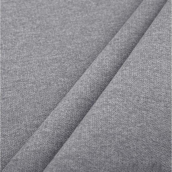 Sivá rozkladacia pohovka pre štyroch Cosmopolitan design Stuttgart