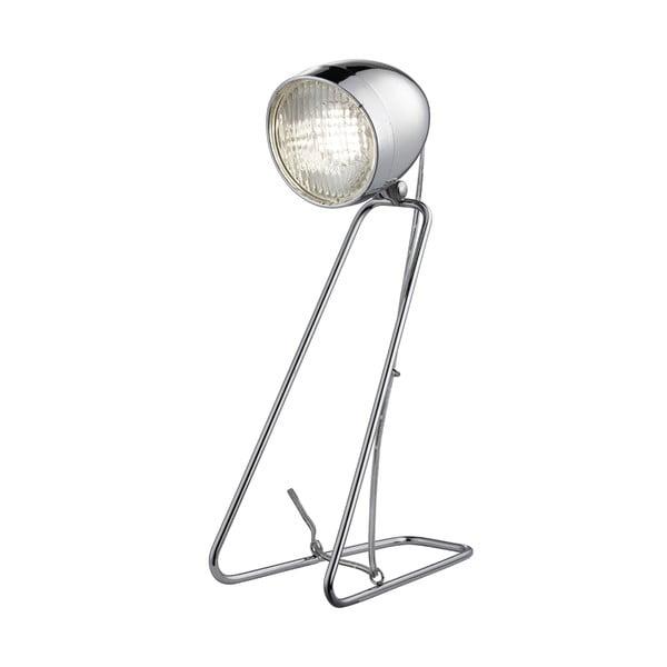 Stolová lampa Desk Partners, chróm
