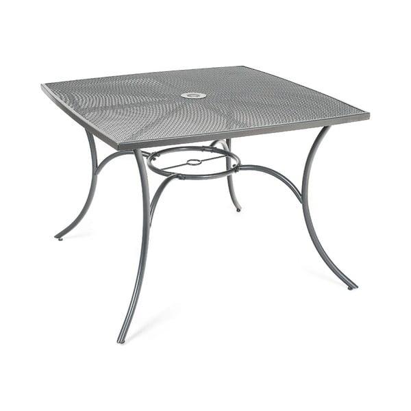 Záhradný stôl Maine, 100x100 cm