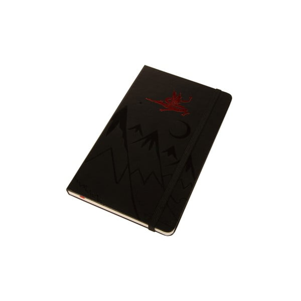 Zápisník Moleskine Hobbit, 13x21 cm