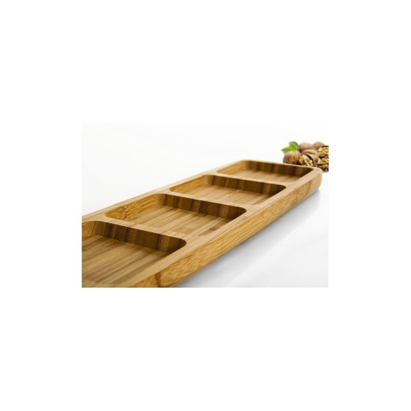 Bambusová servírovacia miska Bambum Ganberi
