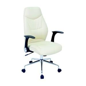 Biela kancelárska stolička 13Casa právnik A12