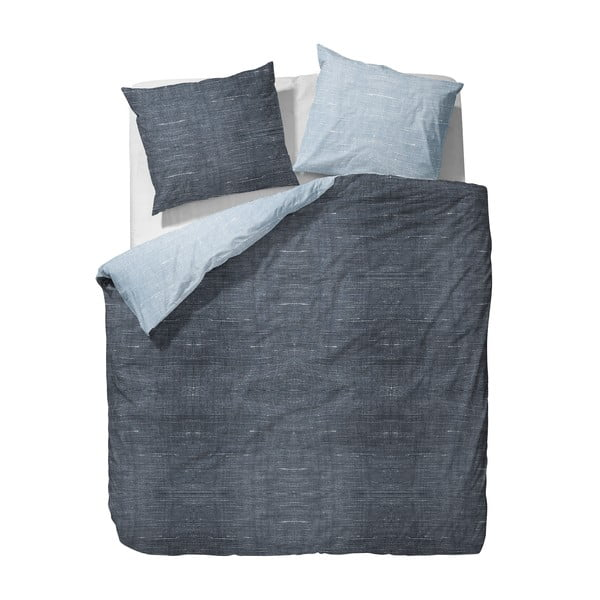 Obliečky Marc O'Polo Vari, 140x220 cm, modré