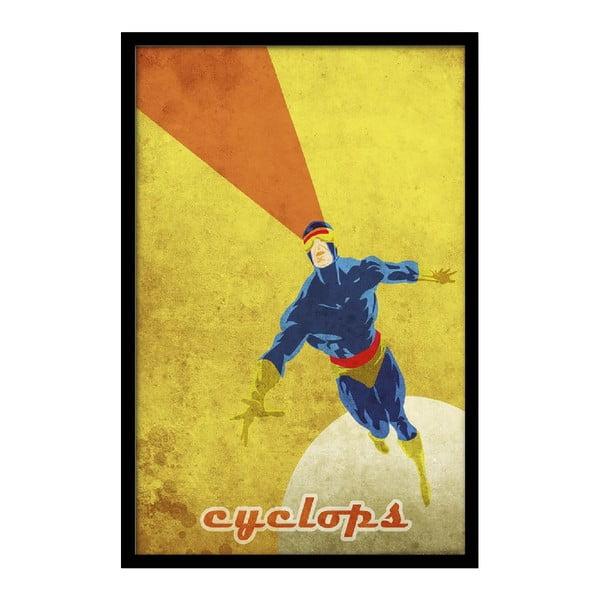 Plagát  Cyclops, 35x30 cm