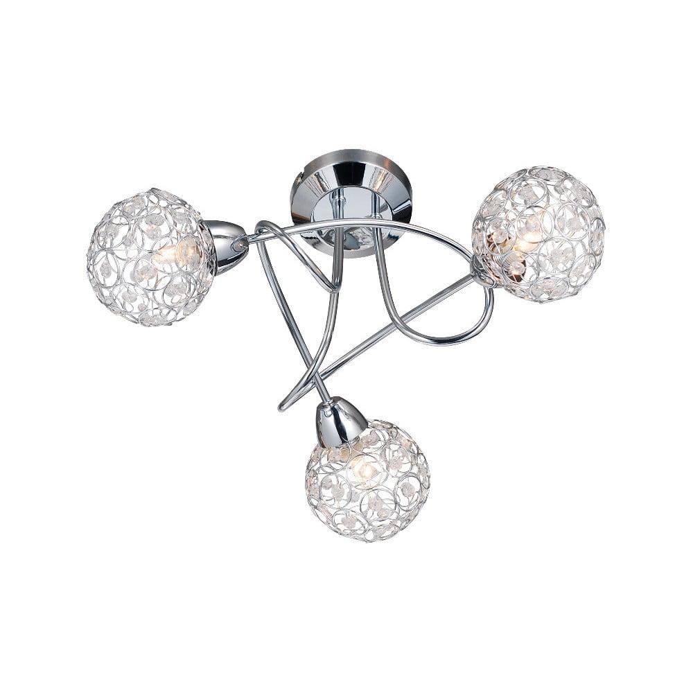 Stropné svietidlo pre 3 žiarovky SULION Venus