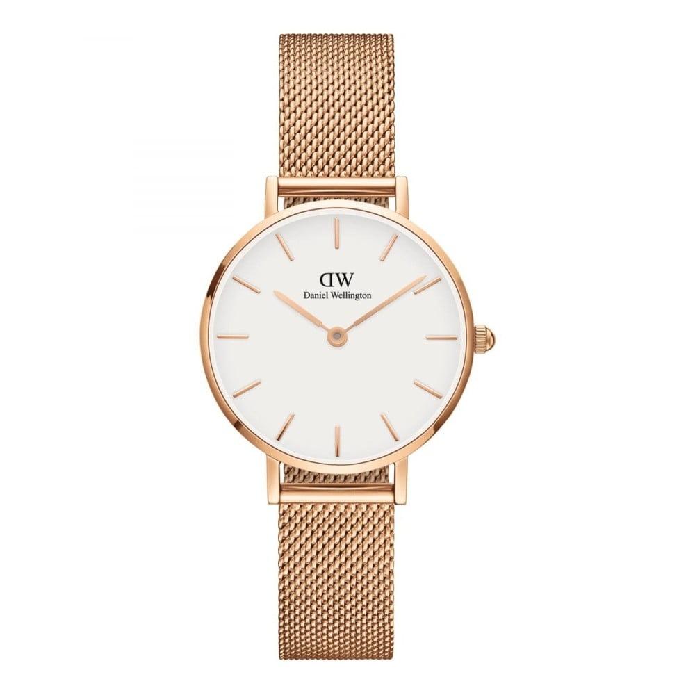 Dámske hodinky v ružovozlatej farbe Daniel Wellington Petite Mel, ⌀ 28 mm