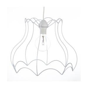 Biele stropné svietidlo Creative Lightings Naked Light Dos