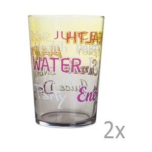 Sada 2 pohárov Mezzo Pandajo, 32 ml