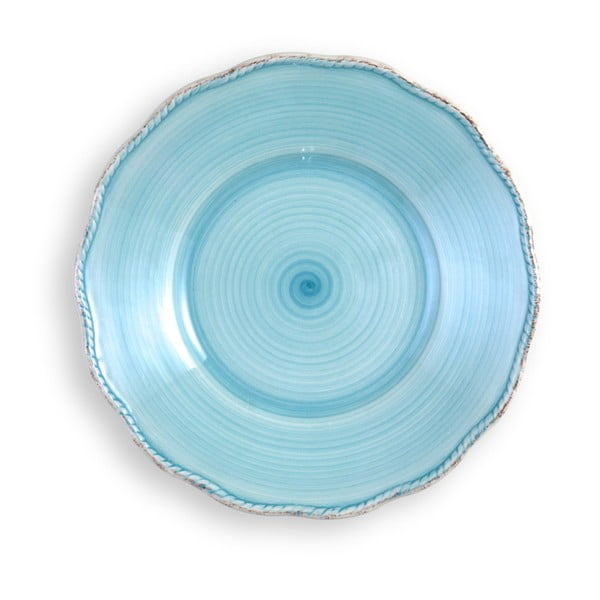 Malý tyrkysový tanier Brandani
